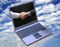 Negócio global!! Foto de Stock