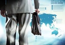 Negócio global Imagens de Stock
