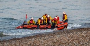 Negócio Kent do barco salva-vidas e do grupo foto de stock