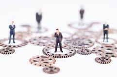 Negócio, lei ou conceito político Fotografia de Stock Royalty Free
