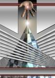 Negócio - luz Fotografia de Stock