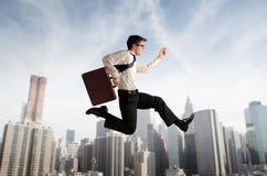 Negócio na ação Imagem de Stock