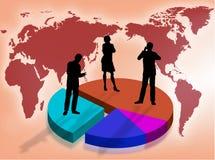 Negócio no mundo