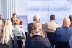 Negócio ou conferência profissional foto de stock royalty free