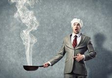 Negócio quente Imagens de Stock