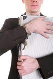 Negócio seguro Fotografia de Stock