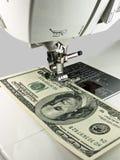 Negócio Sewing Foto de Stock