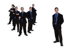 Negócio team-11 fotografia de stock royalty free