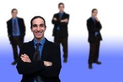 Negócio team-16 fotografia de stock