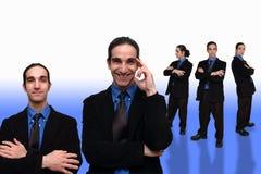 Negócio team-18 Imagens de Stock