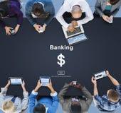 Negócio Team Connection Technology Networking Concept fotos de stock royalty free