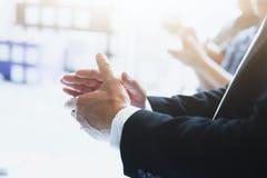 Negócio Team Success Imagem de Stock Royalty Free