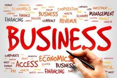 Negócios Imagem de Stock