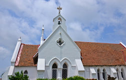 Negambo AD 1850 Dutch St. Stephens Anglican Church Royalty Free Stock Images