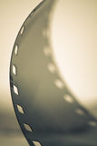 Negatieve film Royalty-vrije Stock Fotografie