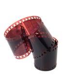 Negatieve film Stock Foto