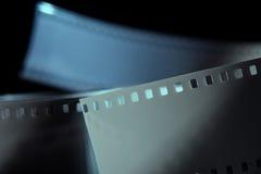Negatieve 35 mmfilm Fotografische film Royalty-vrije Stock Fotografie