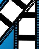Negationen filmar vektor illustrationer