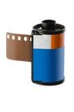 negativ film för mm 35 Arkivbild