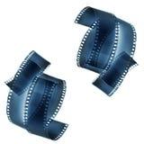 Negativ Film-Streifen Stockfotos