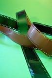 Negativa de película foto de archivo libre de regalías