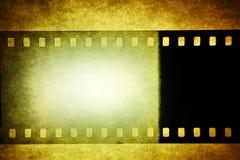 Negativa de película imagen de archivo