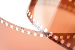 Negativa del color imagenes de archivo