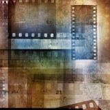 Negativas de película Imagenes de archivo