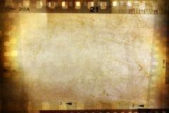 Negativas de película Fotos de archivo libres de regalías