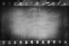 Negativas de película Imagen de archivo libre de regalías