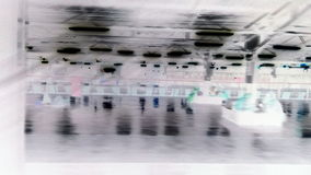 Negative heiligende Bildstange Lizenzfreie Stockfotografie