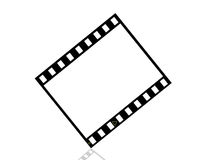 Negativer Film Lizenzfreies Stockfoto