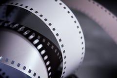 Negativo película de 35 milímetros Película fotográfica Imagem de Stock