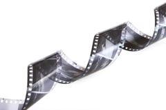 Negativos preto e branco Imagens de Stock
