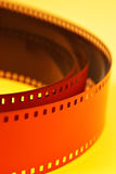 Negazione di pellicola Fotografie Stock Libere da Diritti