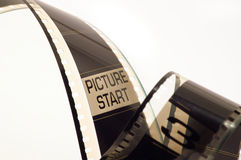 Negazione di pellicola Fotografia Stock Libera da Diritti