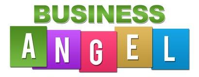 Negócio Angel Professional Colorful Fotos de Stock