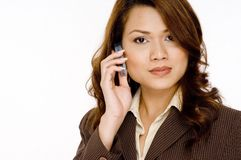 Negócio asiático Imagens de Stock