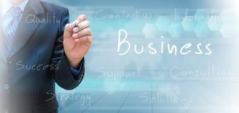 Negócios Imagem de Stock Royalty Free