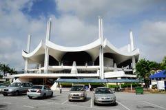 Negeri Sembilan State Mosque in Negeri Sembilan, Malaysia Royalty Free Stock Photography
