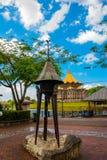 Negeri undangan Sarawak de Dewan Assemblée législative d'état de Sarawak dans Kuching, Sarawak, Malaisie Images stock