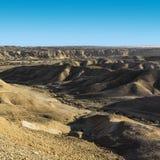 negev Израиля пустыни Стоковая Фотография