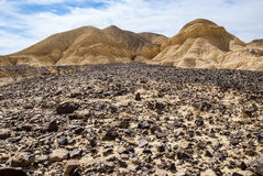 Negev berg Royaltyfri Fotografi