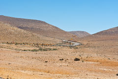 Negev Desert Royalty Free Stock Photos