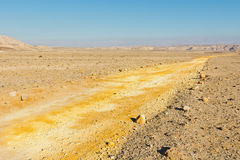 Negev Desert Royalty Free Stock Images