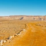 Negev Desert Royalty Free Stock Photos