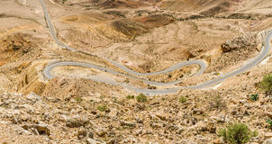 Negev desert in the early spring, Israel Royalty Free Stock Photography