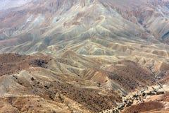 Negev desert, Israel Royalty Free Stock Image