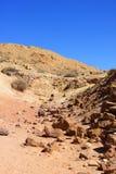 Negev Desert, Israel Stock Images