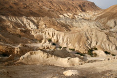 Negev desert - Israel Stock Image